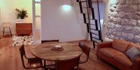 duplex KAPELICA f04-K05 living room - side B-250-95
