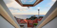z duplex KAPELICA K13 south roof window wiev - fortress LOVRIJENAC-250-95